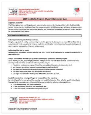 good-catch-campaign-blueprint-checklist